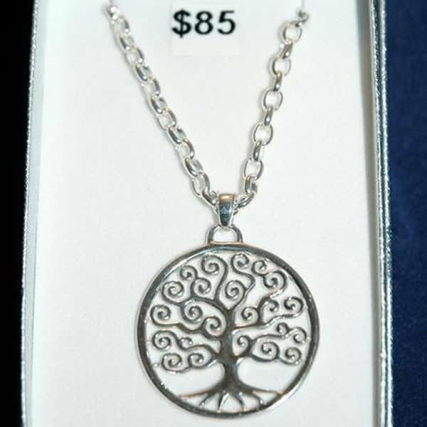 <span>Jewellery</span>Tree of Life Range