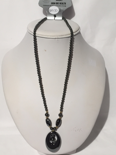 IRON ORE NECKLACE 16