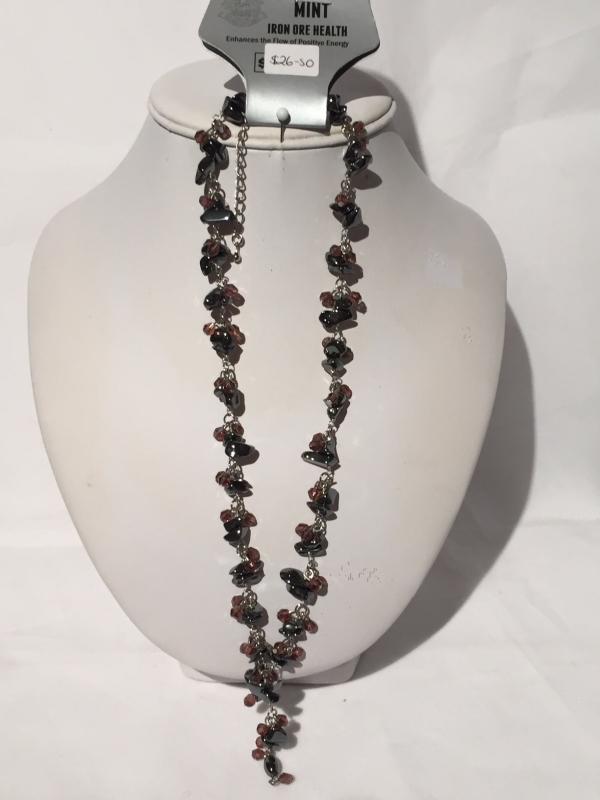 IRON ORE NECKLACE 4