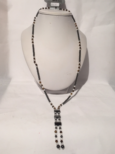 IRON ORE NECKLACE 10