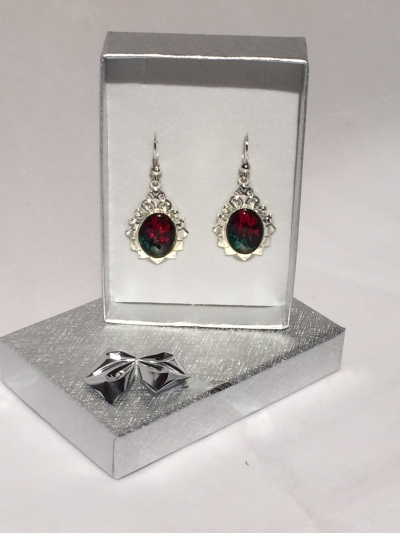 STURT PEA EARRINGS 2