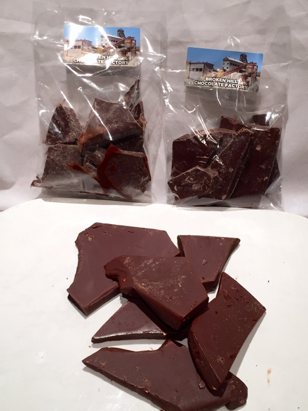 CHILLI CHOCOLATE 125gm