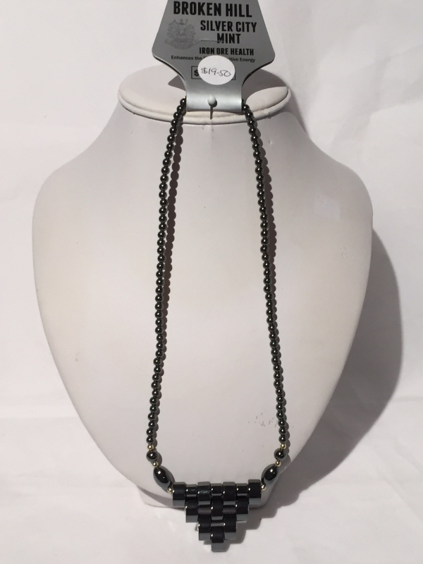IRON ORE NECKLACE 2