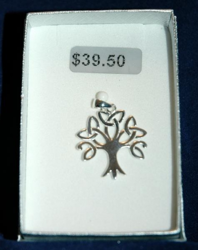 TREE OF LIFE PENDANT- BOLIVIA