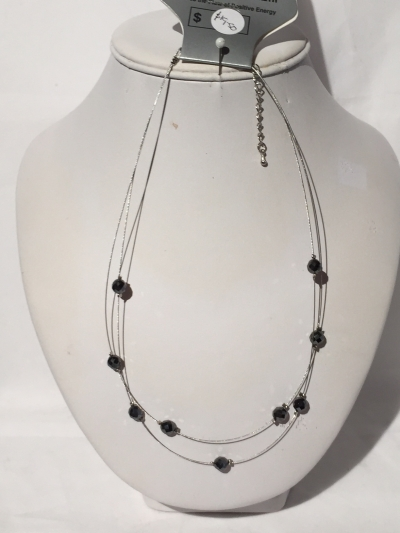 IRON ORE NECKLACE 17