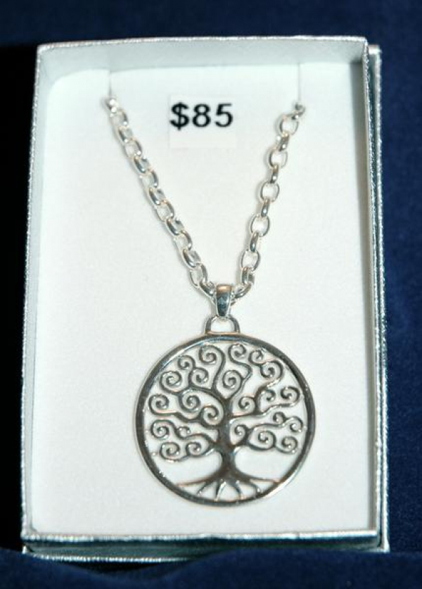 TREE OF LIFE NECKLACE & PENDANT - BULGARIA