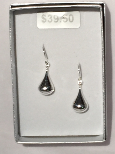 TEAR DROP 3 EARRINGS