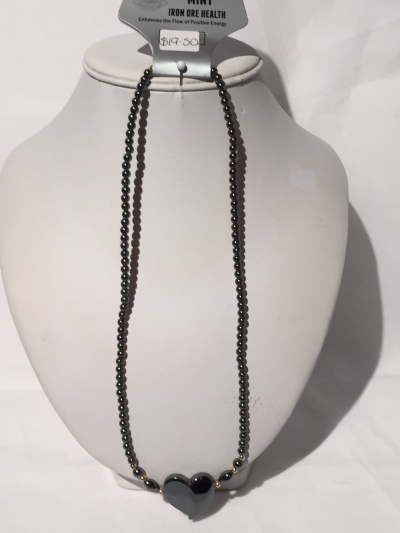 IRON ORE NECKLACE 5
