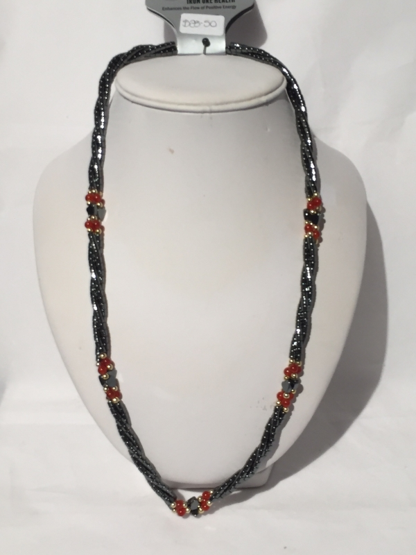 IRON ORE NECKLACE 13