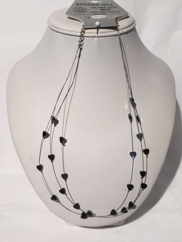 IRON ORE NECKLACE 6