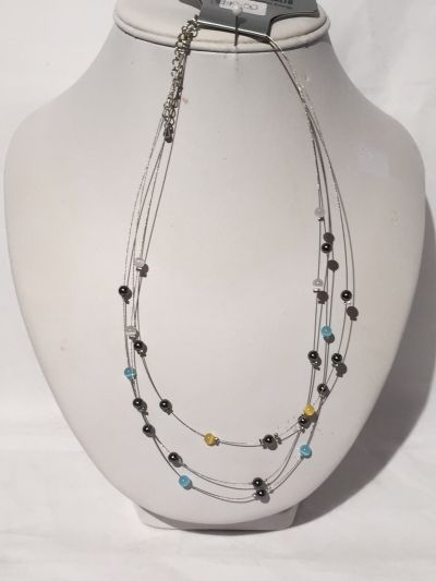 IRON ORE NECKLACE 19