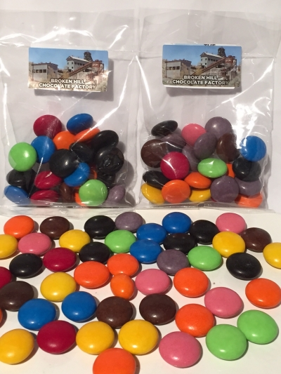 GIANT SMARTIES 140gm