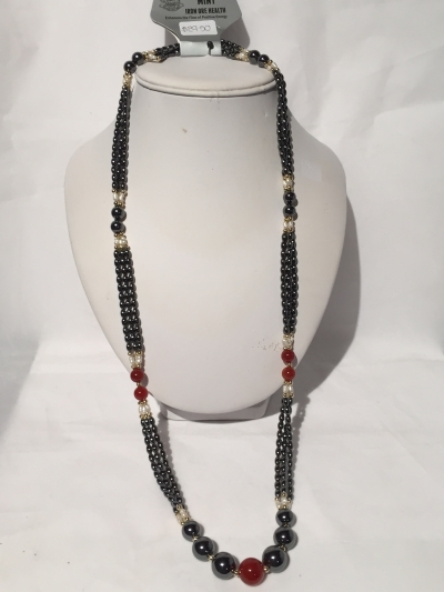 IRON ORE NECKLACE 11